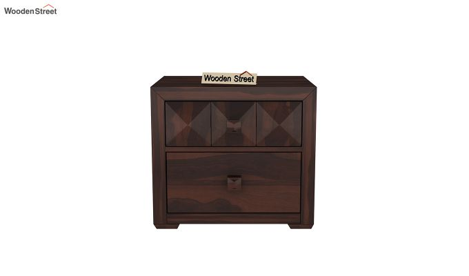Morse Bedside Table (Walnut Finish)-3