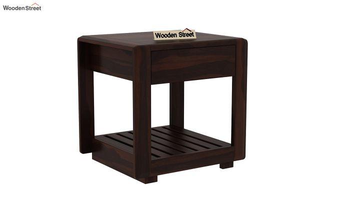 Oswald Bedside Table (Walnut Finish)-2
