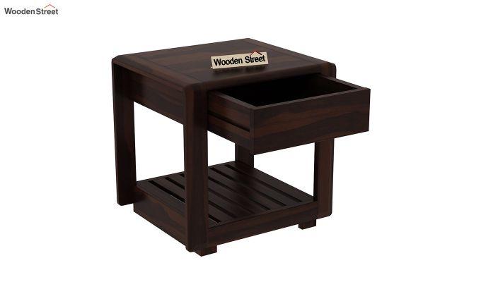 Oswald Bedside Table (Walnut Finish)-4