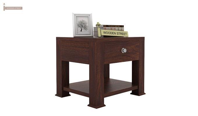 Pamero Bedside Table (Walnut Finish)-1