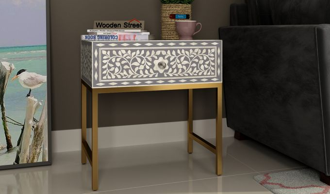 Peso Bedside Table-1