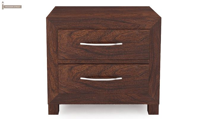 Weston Bedside Table (Walnut Finish)-6