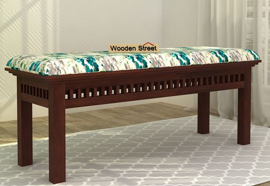 wooden bench online india