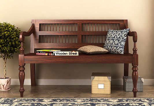 buy wooden benches in India