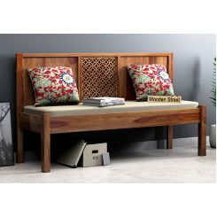 Cambrey Bench With Back Rest