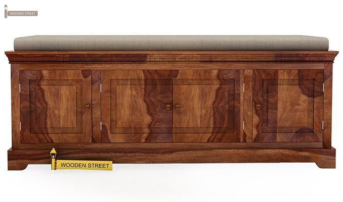 Charles Bench (Teak Finish)-1