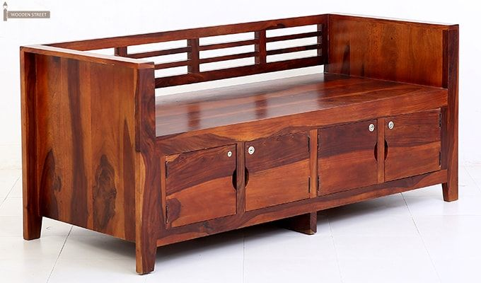 Christie Bench (Honey Finish)-3