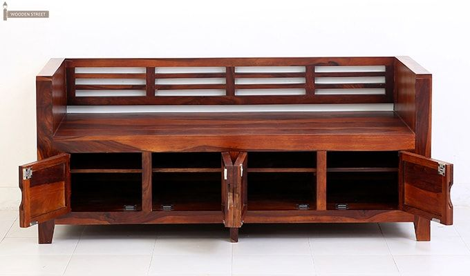 Christie Bench (Honey Finish)-5