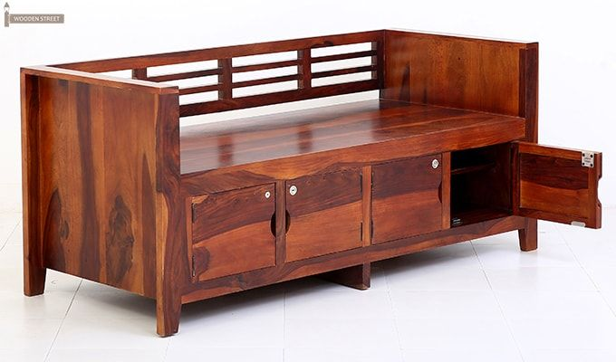 Christie Bench (Honey Finish)-6