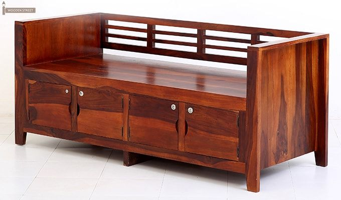 Christie Bench (Honey Finish)-7