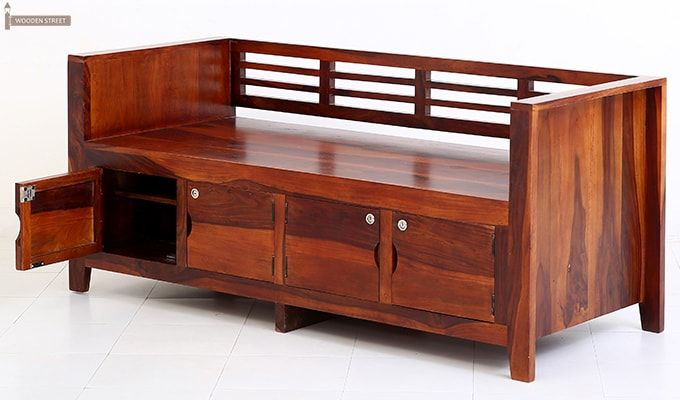 Christie Bench (Honey Finish)-8