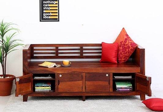 Buy Wooden Benches online in Bangalore