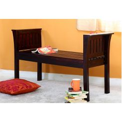 Delano Bench (Mahogany Finish)