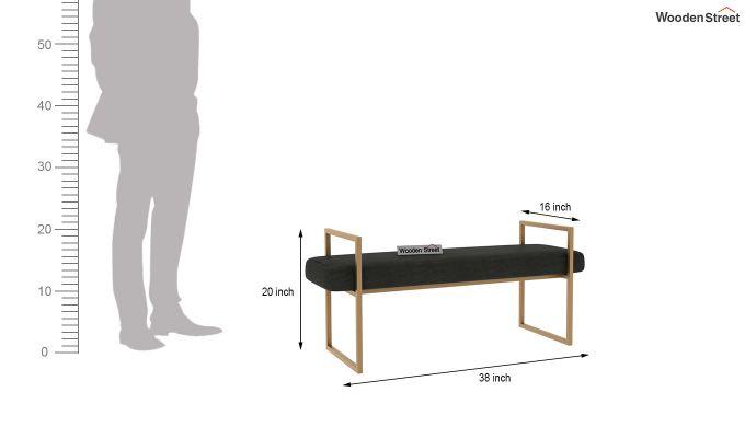 Frenzo Bench (Graphite Grey)-4
