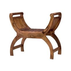 Harvey Bench (Teak Finish)