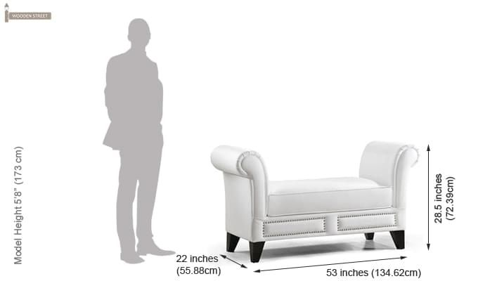 Kellen Bench (White)-2