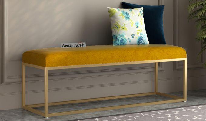 Laurel Bench (Olive Gold)-1