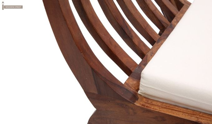 Marine Bench (Teak Finish)-5