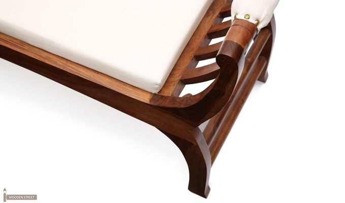 Marine Bench (Teak Finish)-6