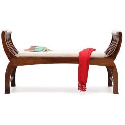 Marine Bench (Teak Finish)