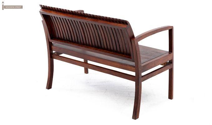 Morton Sofa Bench (Honey Finish)-10
