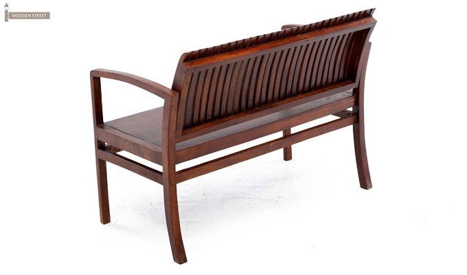 Morton Sofa Bench (Honey Finish)-11
