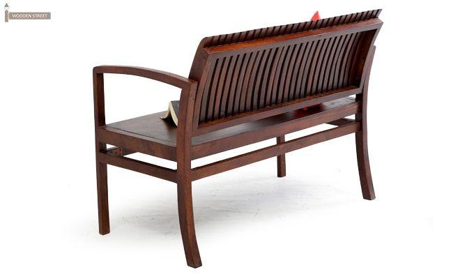 Morton Sofa Bench (Honey Finish)-6