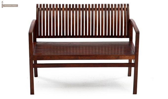 Morton Sofa Bench (Honey Finish)-8