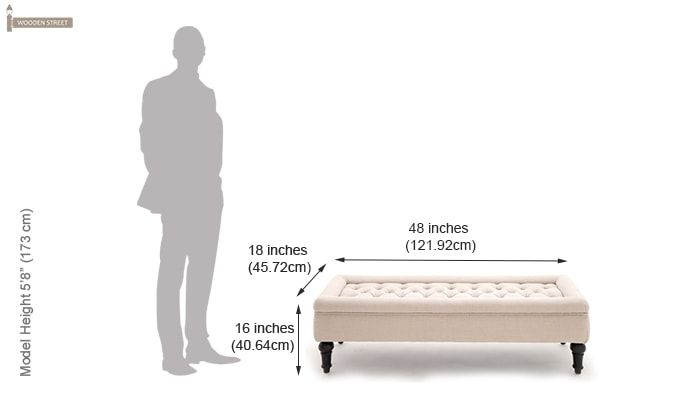 Nia Bench (Pearl White)-2
