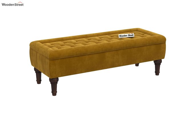 Nia Bench (Chestnut Brown)-2