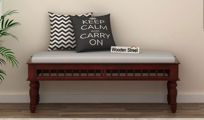 Parso Bench  (Warm Grey)-1