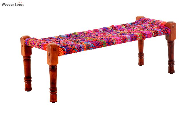 Welma Large Multicoloured Bench-2