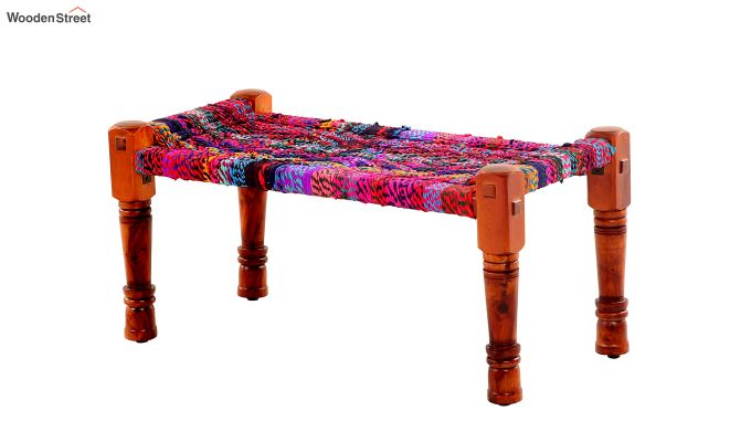 Welma Small Multicoloured Bench-2