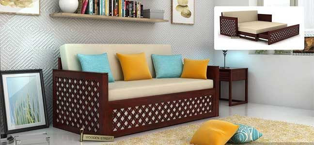 Top 5 Reasons To Choose A Sofa Cum Bed Over A Typical Sofa