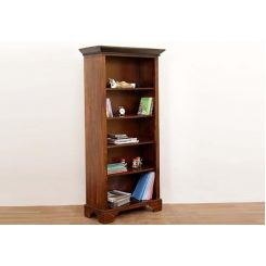 Dennis Bookcase (Walnut Finish)