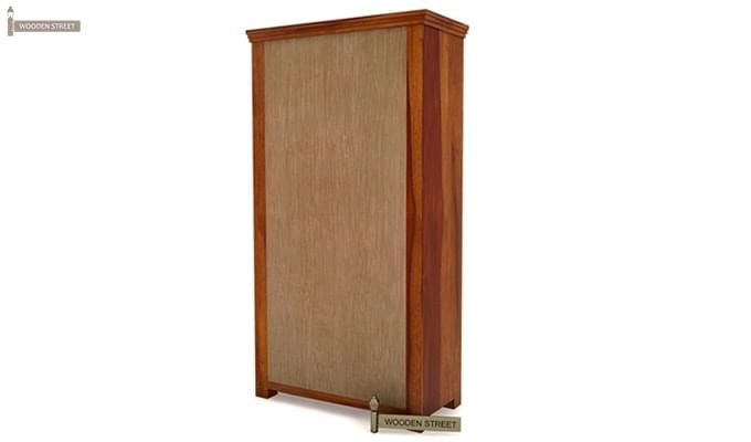 Adolph Book Shelves (Honey Finish)-6