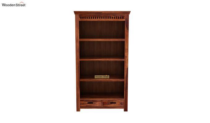 Adolph Book Shelves (Honey Finish)-3