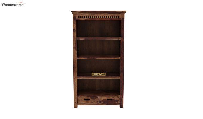 Adolph Book Shelves (Teak Finish)-3