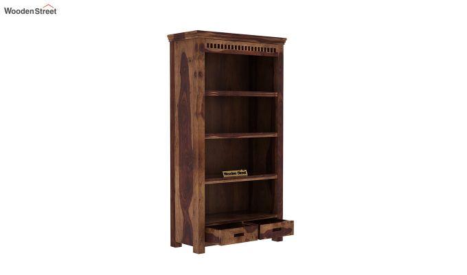 Adolph Book Shelves (Teak Finish)-4