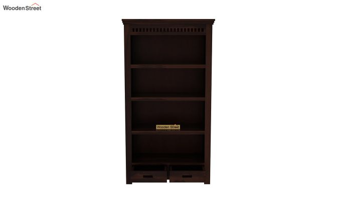 Adolph Book Shelves (Walnut Finish)-5