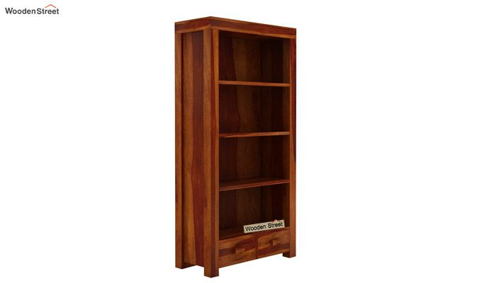Anderson Book Shelf (Honey Finish)-4