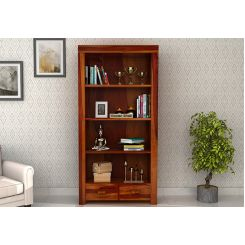 Anderson Book Shelf (Honey Finish)