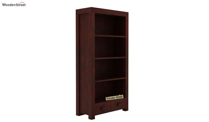 Anderson Book Shelf (Mahogany Finish)-3