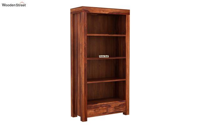 Anderson Book Shelf (Honey Finish)-2