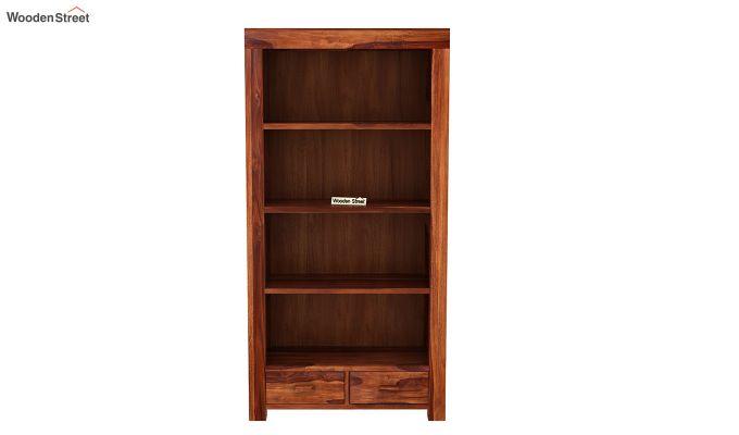 Anderson Book Shelf (Honey Finish)-3