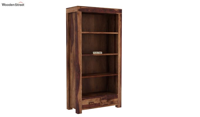 Anderson Book Shelf (Teak Finish)-2