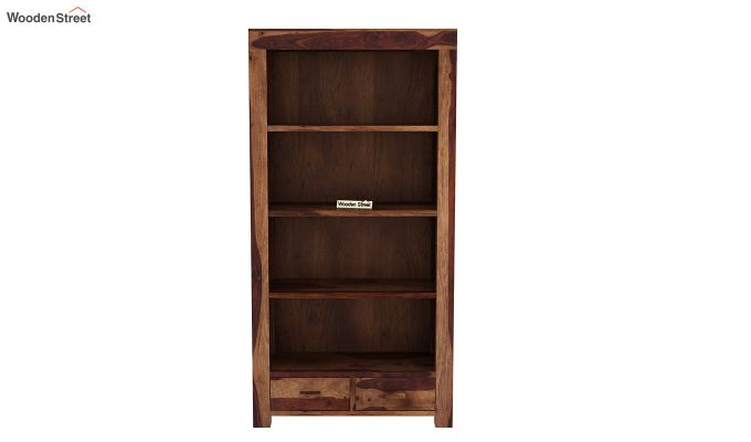 Anderson Book Shelf (Teak Finish)-3