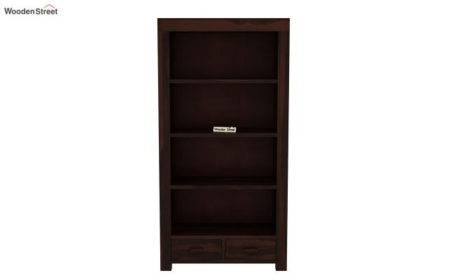 Anderson Book Shelf (Walnut Finish)-3