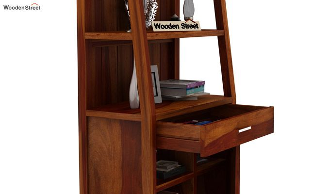 Arnold Bookshelf (Honey Finish)-6