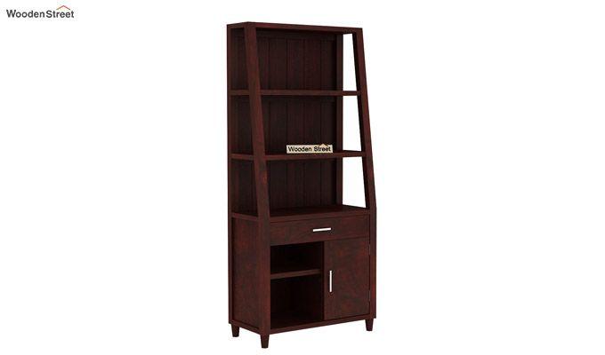 Arnold Bookshelf (Mahogany Finish)-3